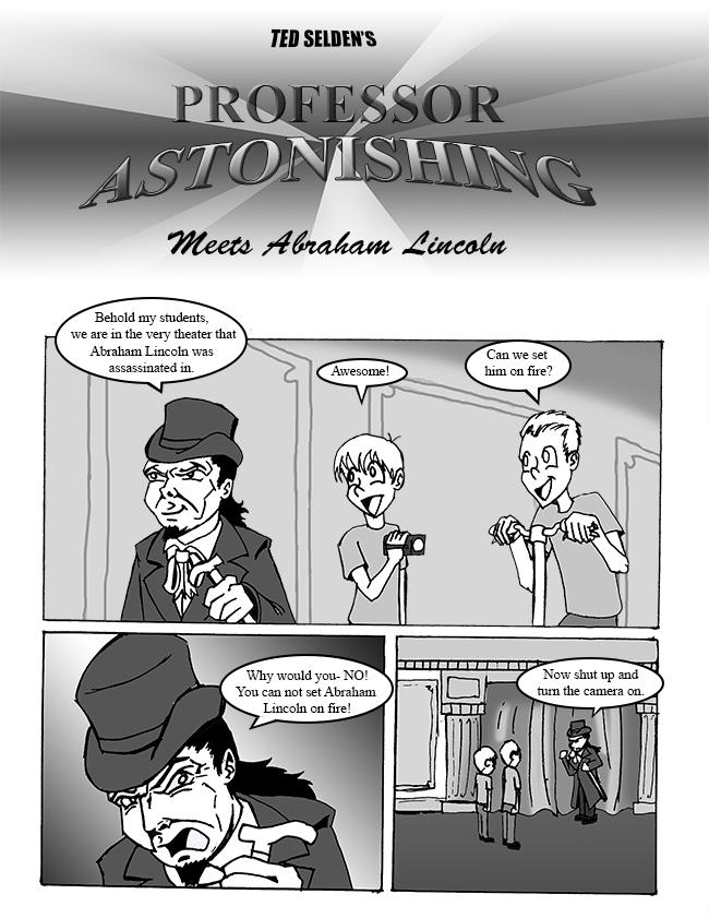 Lincoln: 1