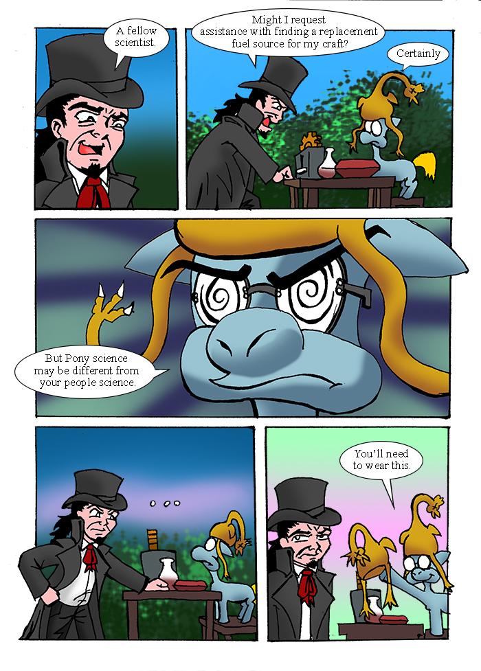 Whimsical Land of Magic: 11
