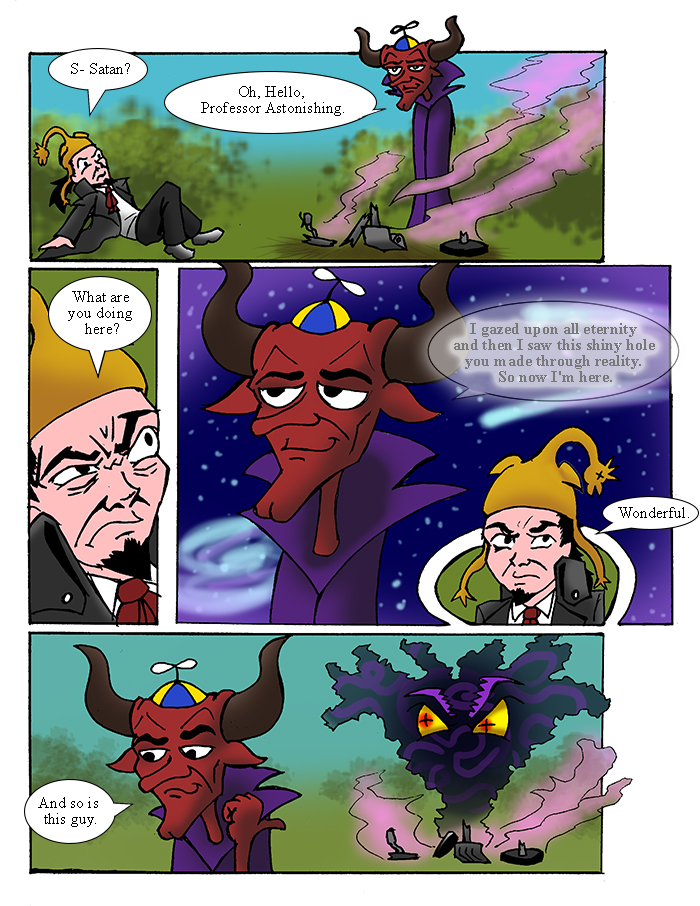 Whimsical Land of Magic: 17