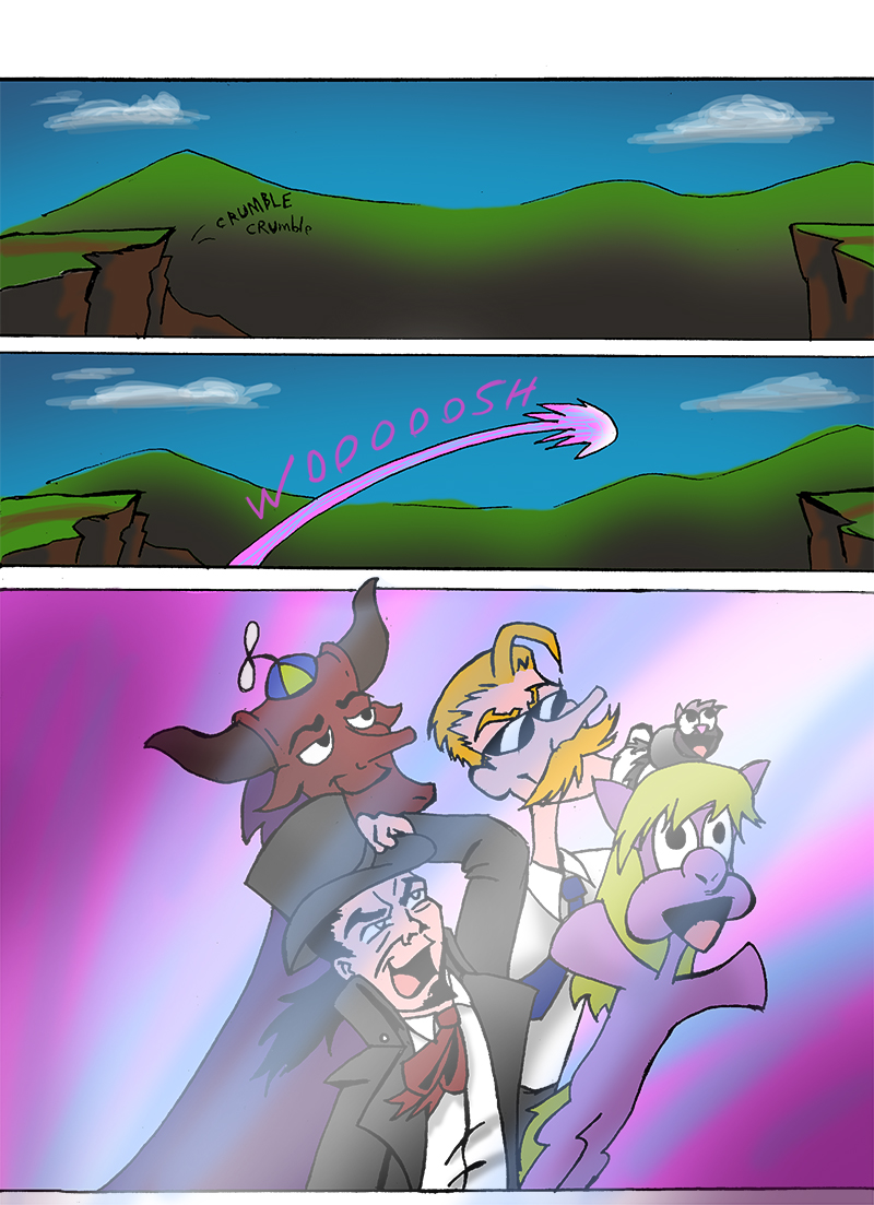 The Adventure Through Ponyland 16