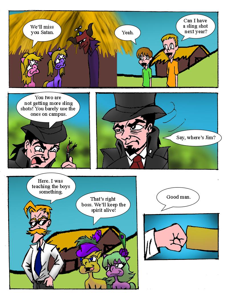 The Adventure Through Ponyland 45